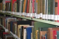 Libri conservati nei depositi