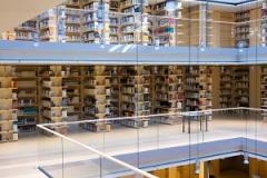 Apertura biblioteca universitaria centrale
